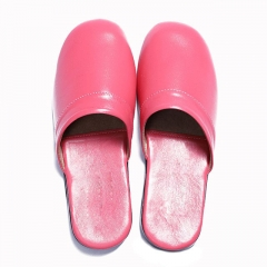 Factory Price  New Design Slipper Real Leather Women Sandals