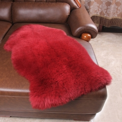 Natural Genuine China Wholesale Sheepskin for Sofa Covers