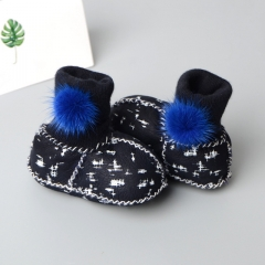 Children Kids Boys Girls Unsex Shoes Soft fur Wholesale Casual Baby Shoes Ankle Boots