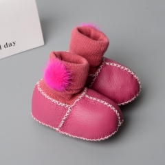 Winter Unisex Beautiful Soft Sole Baby Snow Boots