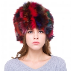 Fashion New Design Real Fox Fur Hat Winter Fur Hats for Women