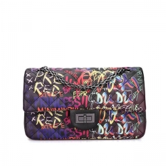 Factory Price Wholesale Supplier Graffiti Bag and Purse